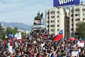 Stellungnahme zu den aktuellen Ereignissen in Chile